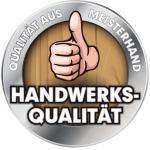 Siegel Handwerksqualität