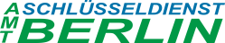 AMT Schlüsseldienst Berlin Logo