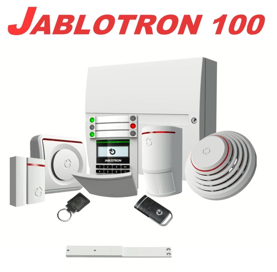 Jablotron 100 Gefahrenmeldeanlage